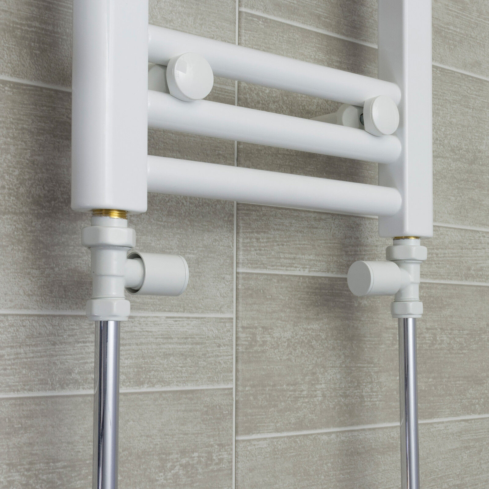 Towel Rail Rad Central Heating Bathroom Radiator White ...