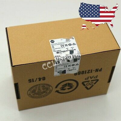 New Seal Allen Bradley 1764-24bwa Micrologix 1500 24 Point Controller Plc