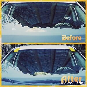 AUTOGLASS REPLACEMENT OR STONE CHIP REPAIR 4167313691