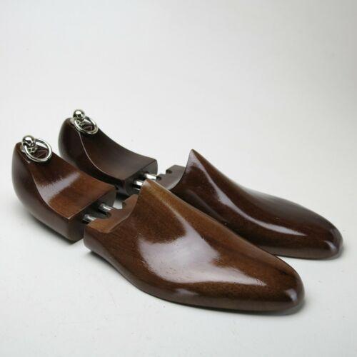 New Hardwood Beech Adj. Semi-Lasted Shoe Trees  MSRP $60  Size 14 15 16