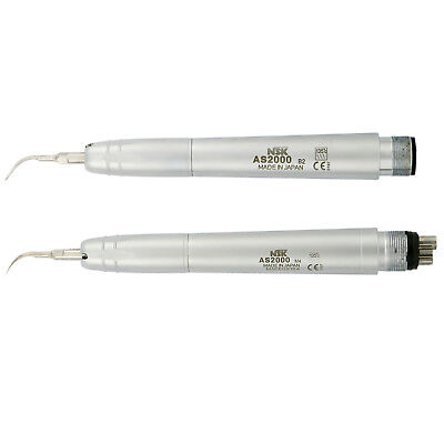 Nsk Dental As2000 Style Sonic Perio Hygienist Air Scaler G1 G2 P1 Tips B2 M4