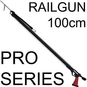 Allen 100cm Speargun Spear Gun Rail Railgun Rob Rubber Spear Fish Spearfishing