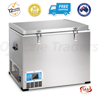 70L Portable Fridge Freezer Camping Free Delivery
