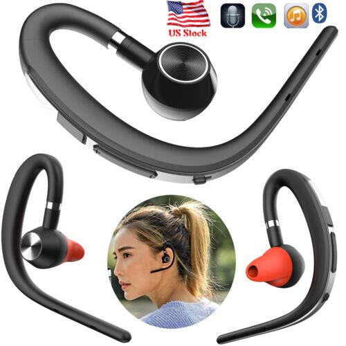 Wireless Bluetooth Headset HD Mic Earphone Earbud For Left /