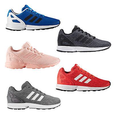 adidas Originals ZX Flux Kinder-Sneaker Turnschuhe Sportschuhe Schuhe Laufschuhe ()