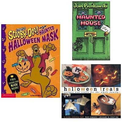 Halloween Books Adult Kids Crafts & More! - Adult Halloween Crafts