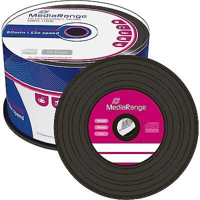 MediaRange CD-R 700 MB, CD-Rohlinge online kaufen