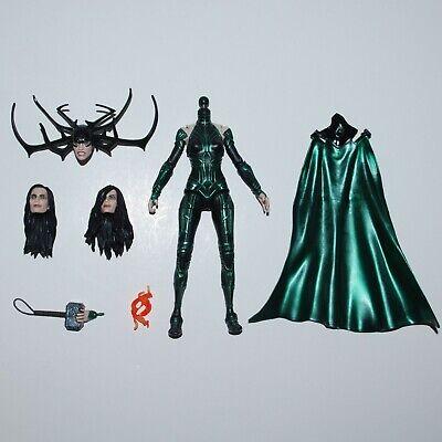 "Marvel Legends Hela 6"" Action Figure Hasbro Thor Ragnarok Asgardian Norse God"