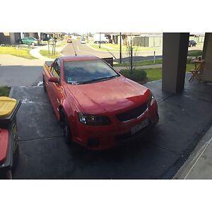 Holden Ve sv6 ute z series Craigieburn Hume Area Preview