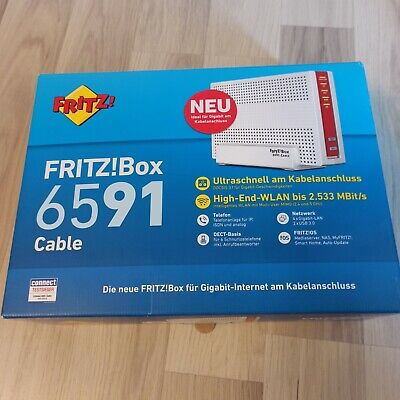 Fritzbox cable 6591