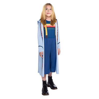 Doctor Who Verkleidung Buchwoche BBC Jodie Cosplay Buch (Mädchen Doctor Who Kostüm)