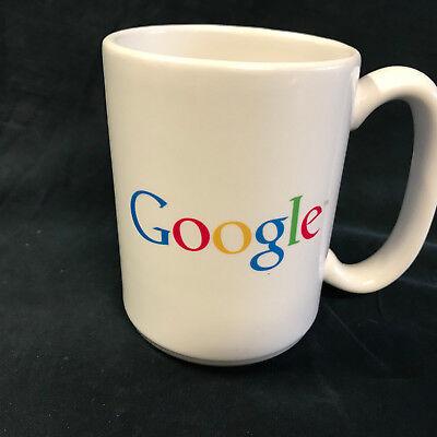 Google Logo Mug Coffee Tea Cup Web Search