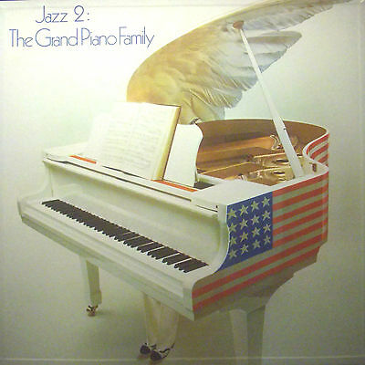 5-LP-Box V.A. JAZZ 2 - the grand piano family