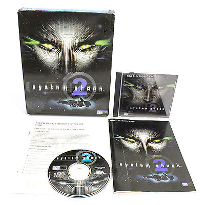 System Shock 2 for PC by Irrational Games, 1999, RPG, Cyberpunk, Sci-Fi, Horror online kaufen