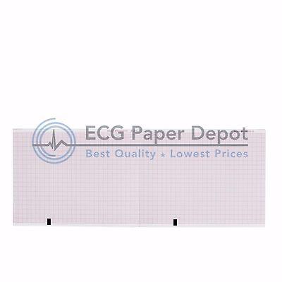 Mortara ELI 150 EKG Machine Paper - 108mm X 140mm X 200 Sheets PK 5