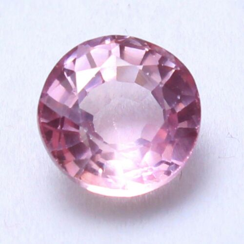 Natural 3.85 Ct Certified Montana Multi Color Sapphire Unheated Loose Gemstones