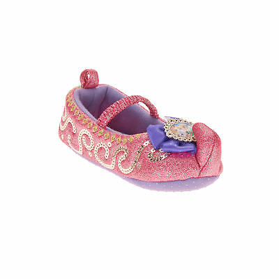 Shimmer & Shine Toddler Girls Ballerina Type Slip-on Slippers/Shoes: S-L (Girls Ballerina Slippers)