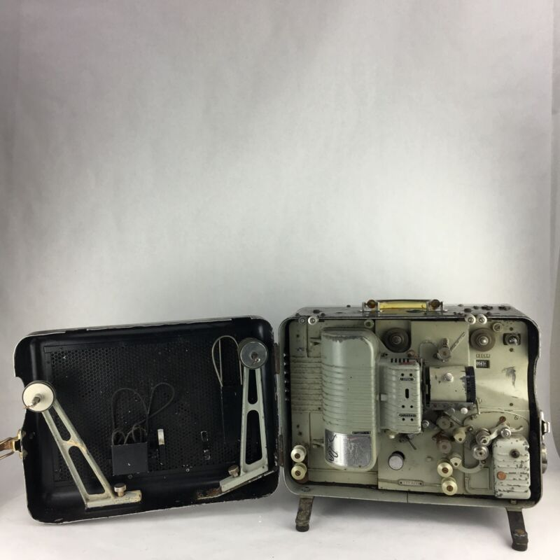 Vintage Bell and Howell B & H  16MM Film Projector