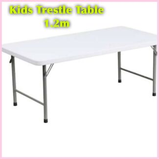 Kids Trestle Table for Hire