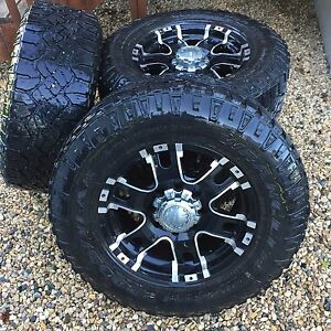 Tires on Rims