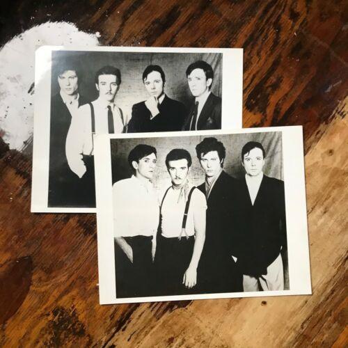 ULTRAVOX promo / press photo bundle. Early 1980s.