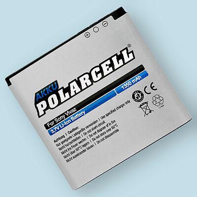 PolarCell Akku für Sony Ericsson Xperia mini ST15i mini pro SK17i Batterie...