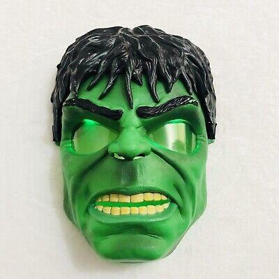 The Hulk Mask (The Incredible HULK SMASH light Up Mask For Kids)