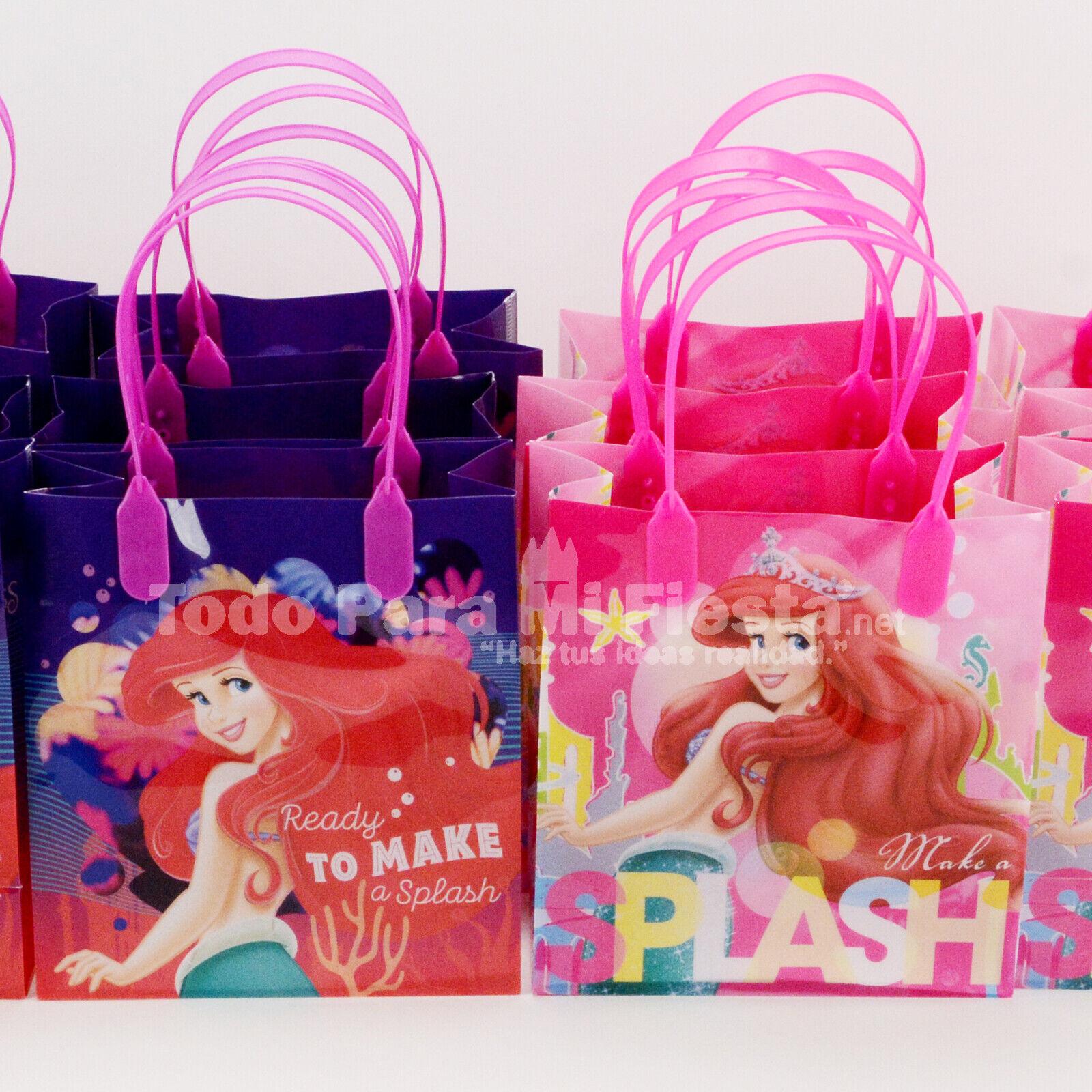 12 Disney Ariel Little Mermaid Birthday Party Favors Goody B