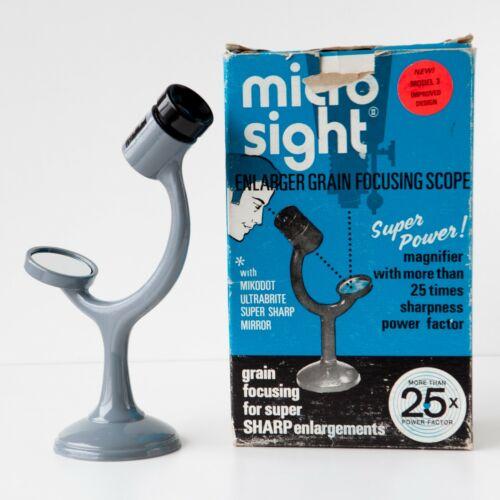 Bestwell Microsight II Enlarger Grain Focusing Scope w/ Super Brite&Sharp Mirror