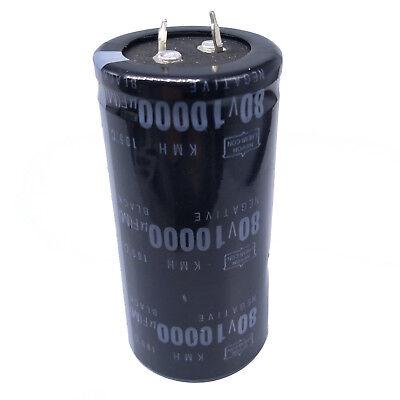 Us Stock Electrolytic Capacitors 10000uf 10000mfd 80v 105 Radial 35 X 71mm