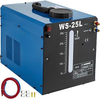 Water Cooler Welder 25l 110v Mig Tig Torch Water Cooling System Water Chiller