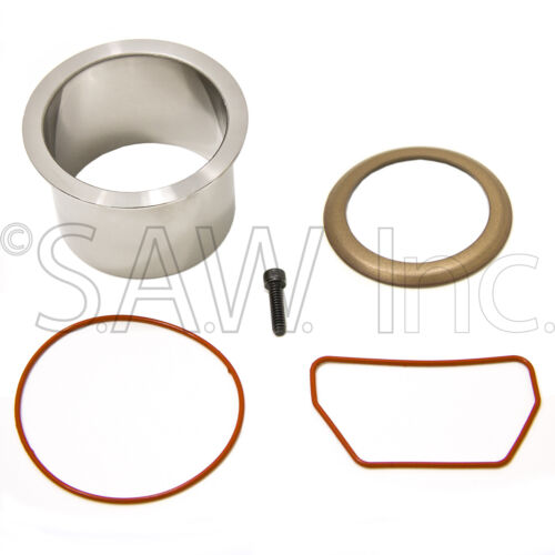 K-0650 Rebuild Kit with Coated Cylinder Sleeve Pre-Formed Piston Ring