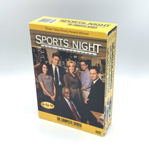 Sports Night The Complete Series DVD, 2002 Box Set  - $26.05