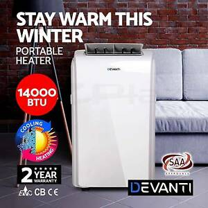 4in1 Portable Heater Air Conditioner Reverse Cycle New Adelaide CBD Adelaide City Preview