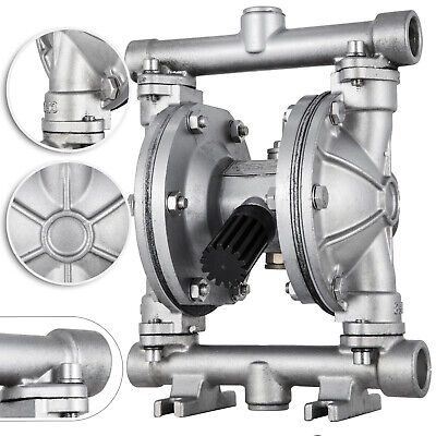 Air-operated Double Diaphragm Pump Air-operated 12inch Outlet 12inch Inlet