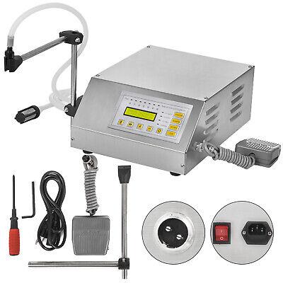 Automatic Digital Liquid Filling Filler Machine Microcomputer Control 23500ml