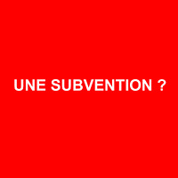 SUBVENTIONS