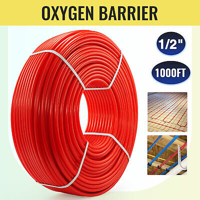 1000ft Pex Pipe 12 Pex Tube Flexible Plumbing And Heating Pex Tubing Pex-b