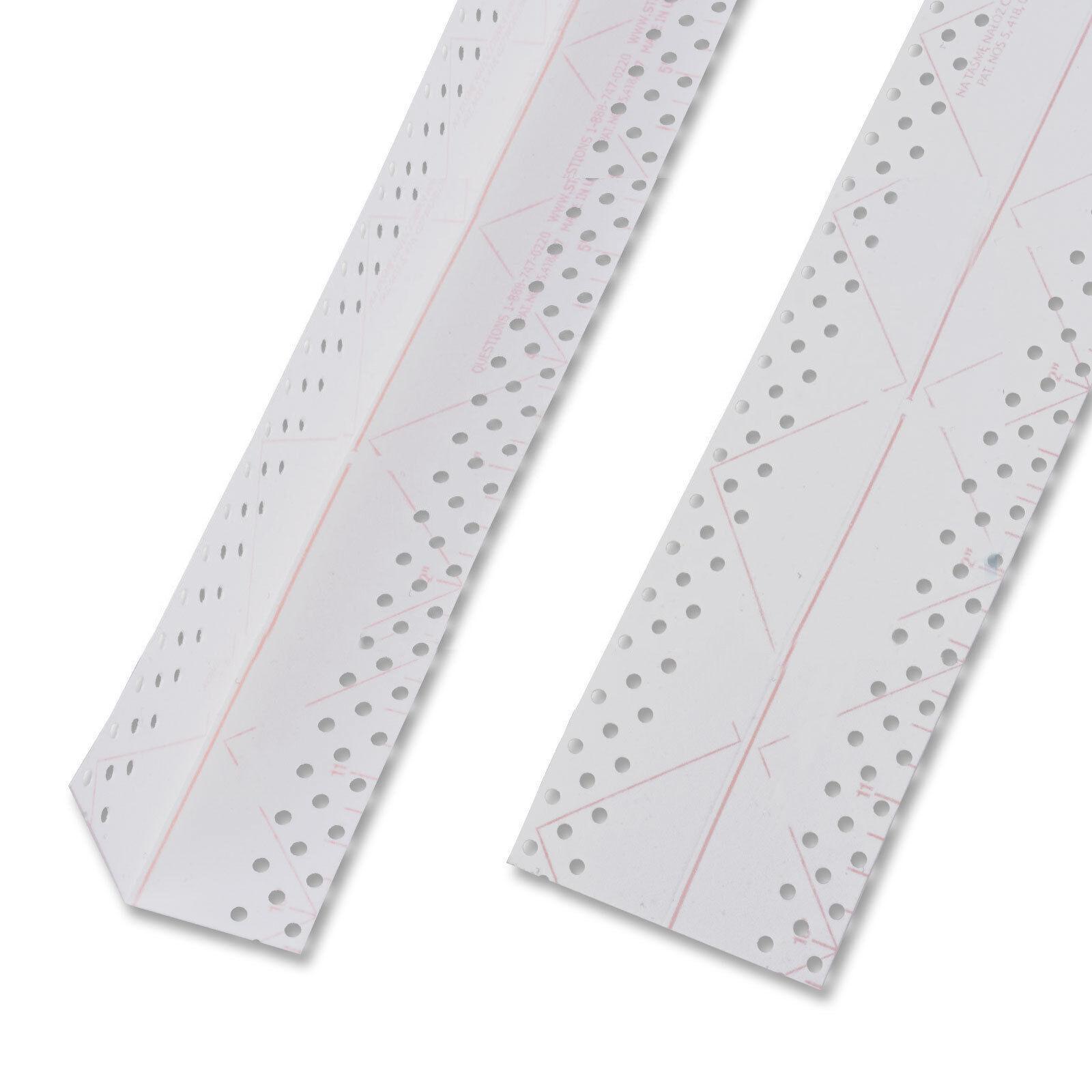 strait-flex tuff-tape eckschiene trockenbau gipskarton
