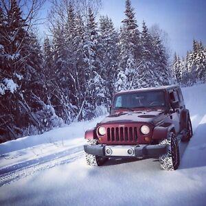 Jeep JK Unlimited 2008