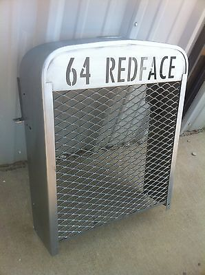 Lincoln Sa 200 Red Face Radiator Cover Grill Assembly Redface