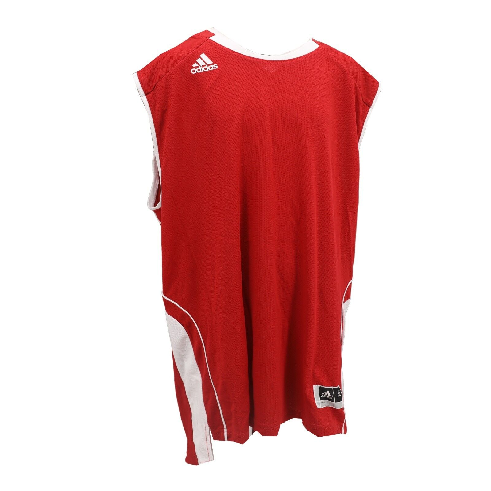 cd6ec251363 Wisconsin Badgers NCAA Adidas Kids   Youth Size Basketball Blank Jersey New  Tags