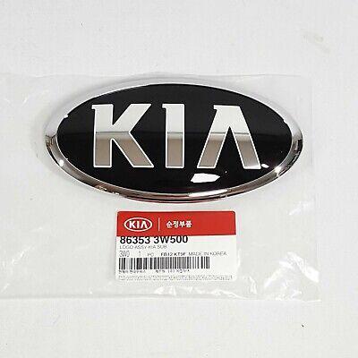 Genuine 863533W500 Front Grille KIA Logo Emblem For KIA SPORTAGE 2013-2015