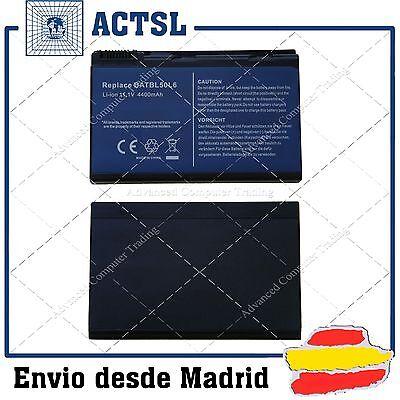 Batería para portátil Acer Aspire 3100 3103 3690 3632 3693 3694 BATBL50L6...
