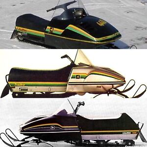 Looking For a John Deere Snowmobile