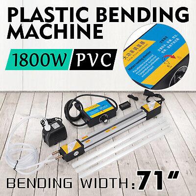 71 1800mm Manual Pvc Acrylic Bending Machine Heater Heating Bender Plexiglass