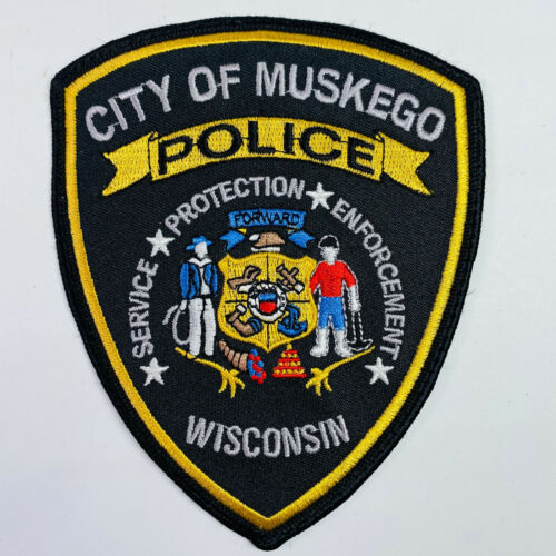 Muskego Police Wisconsin WI Patch