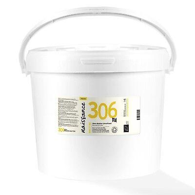 Naissance Sheabutter, unraffiniert BIO - 5kg (5000g) - rein, natürlich, vegan Natürliche Shea Butter