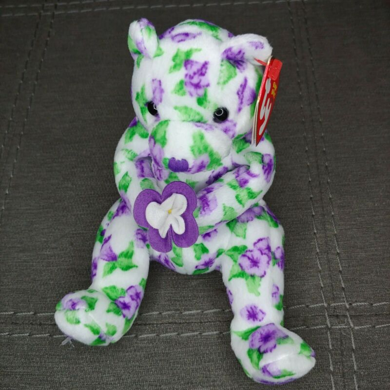TY Beanie Baby Corsage April 12, 2003 New With Tags Original Beanie Babies