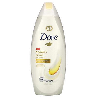 Dove Body Wash 22 Ounce Dry Oil Moisture